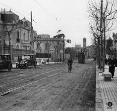 Barcelona, Pg de la Bonanova 1911.