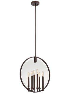 Byrne 6-Light Pendant | House of Antique Hardware  sc 1 st  Pinterest & Atrium Pendant | House of Antique Hardware | Remodeling ideas ... azcodes.com