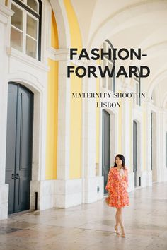 This was the perfect Summer morning and we spent it with the stylish mama-to-be who chose Lisbon for her babymoon photoshoot. Maternity Session, Lisbon, Summer Vibes, Fashion Forward, Beautiful Women, Photoshoot, Lifestyle, Stylish, Dresses
