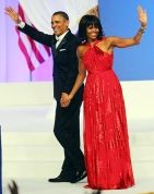 Considering a red wedding dress? #MichelleObama's #JasonWu would be a front runner! #chineseweddingdress