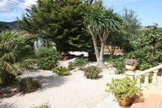 villa mature shrubs jalon spain se vende