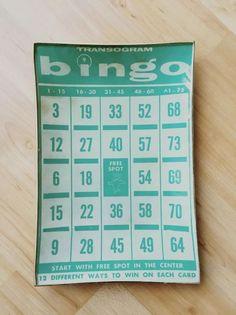 Vintage Style Transogram Bingo Card Dish Plate w Gold Leaf Back   eBay