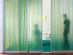 Certified Recycled Content: Varia Ecoresin Mirage Aquarius Straight by @3form