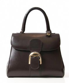 a187a44779f5 Labellov Delvaux Brillant Dark Brown GHW ○ Buy and Sell Authentic Luxury