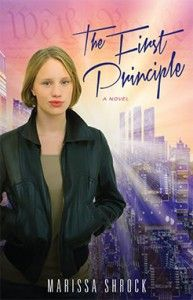To celebrate the release of my debut novel, The First Principle, I'll be conducting character interviews each week for the next month. First up is heroine Vivica Wilkins who is sixteen years old and lives in the Great Lakes Region of the United Regions of North America. It's her picture …