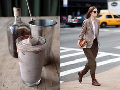 One of my favorite posts to date @miss_moss. Love the comparisons - Food to Fashion