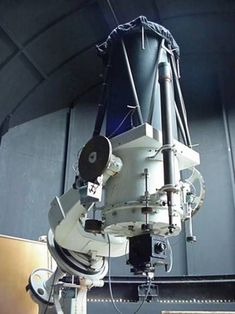 The University of Georgia Observatory 24 inch telescope Astronomical Observatory, Astronomical Telescope, James Webb Space Telescope, Hubble Space Telescope, Milky Way Photography, Physics Department, Astronomy, Technology, Stars