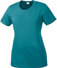 Joe's USA Women's Athletic All Sport Training T-Shirt in 48 Colors. Sizes XS-4XL Joe's USA http://www.amazon.com/dp/B00NDZYPQO/ref=cm_sw_r_pi_dp_jDDawb1X7KZXR