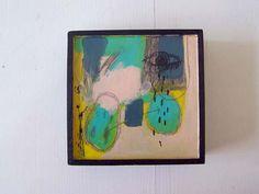 HeartlessOriginal painting on wood box by SadaArt on Etsy, $38.00