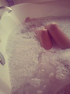 bubble baths #CLResolutions