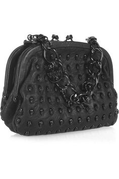 Designer Clothes Up To 70 Off The Outnet Skull Pursestudded