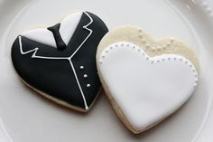 wedding cookies - Buscar con Google