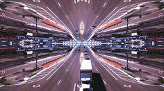 Avec ses étranges effets miroir asymétriques dignes du film Inception, LEVEL est une superbe vidéo surréaliste réalisée par Joe Pease, qui s'amuse avec no