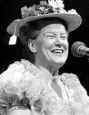Hee Haw Minnie Pearl... died 1996 she was 83