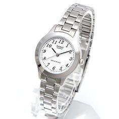 【楽天市場】カシオ 腕時計 レディース CASIO STANDARD ANALOGUE LADYS スタンダート アナログ チプカシ チープカシオ プチプラ ベーシック シンプル ltp-1128a-7brdf 【メール便で送料無料】:e-mix