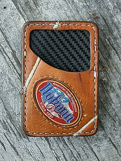 Custom Wallets & Other Badass Gear For The Guy Who Thought He Had Everything Best Gifts For Men, Gifts For Father, Cool Gifts, Small Leather Goods, Leather Bags, Leather Craft, Christmas Gifts For Boyfriend, Boyfriend Gifts, Wedding Gifts
