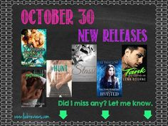 New Releases for October 30, 2017