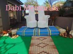 Tshivenda tradition deco