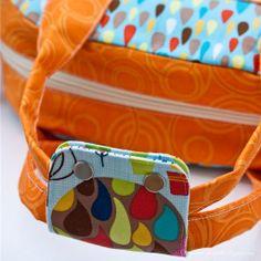 Очень летняя сумка / Very summer bag - Вечерние посиделки