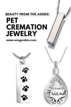Perfect Memorials Intertwine Celtic Cobalt Glass Memorial Jewelry