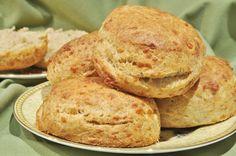 Cheddar-Sage Biscuits Cheddar, Sage, Biscuits, Muffin, Thanksgiving, Bread, Breakfast, Barrel, Lavender
