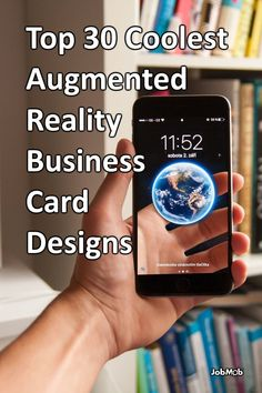 Find A Career, Career Change, Business Card Design, Business Cards, Career Consultant, Job Search Tips, Career Inspiration, Augmented Reality, Career Advice