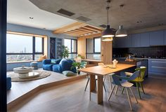 Hip Urban Apartment by HAO Design