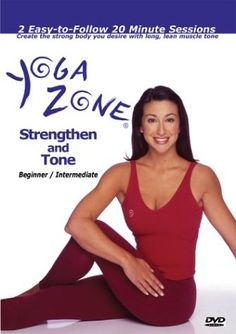 Yoga Zone: Strengthen and Tone ** To view further for this item, visit the image link.  This link participates in Amazon Service LLC Associates Program, a program designed to let participant earn advertising fees by advertising and linking to Amazon.com.