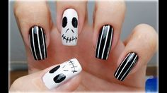 UNHAS DECORADAS PARA O HALLOWEEN   Nails Art #GersoniTodoDia 18
