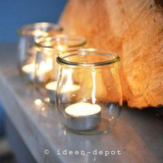 Die 135 Besten Bilder Von Weckglas Bricolage Candle Holders Und