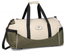 Safari Travel Bag 600D 50 ( w ) x 31 ( d ) x 33.5 ( h ) recessed plaque for domed sticker adjustable, removable shoulder strap