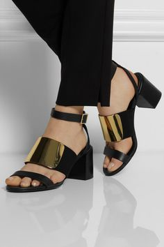 Just ordered these GORGEOUS See by Chloésandals; they are perfect, the end.