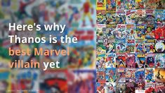 Thanos is the Best Villain Yet Hulk Man, Best Villains, Marvel Quotes, Hulk Marvel, Daredevil, Xmen, X Men