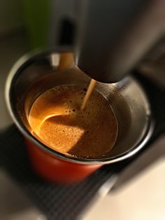 Guten Morgen…geniesse den Tag mit einem #Arpeggio #Kaffe von @Nespresso