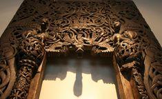 Portal stavkirke historisk museum Oslo Norway   Flickr - Photo Sharing!