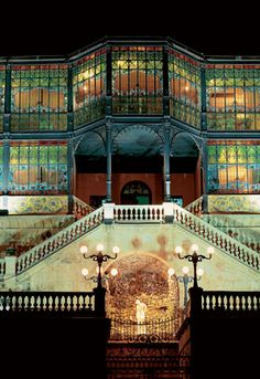 Fachada Casa Lis, Salamanca, Spain
