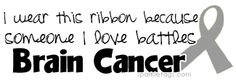 For my hubby whose going through this brain cancer crap.   #cancer #braincancer