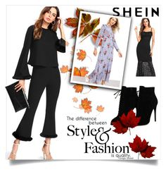 """Shein 2"" by ajisa-ikanovic ❤ liked on Polyvore featuring Tom Ford"