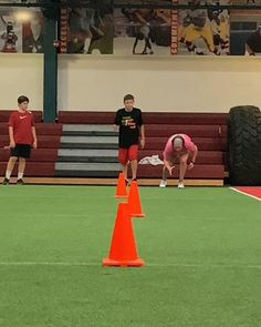 #Agility, #Balance, #Coordination = Speed Nice footwork there Ryan! Rugby Drills, Football Training Drills, Soccer Drills For Kids, Girls Soccer Cleats, Rugby Training, Football Workouts, Softball Drills, Soccer Skills, Speed Training