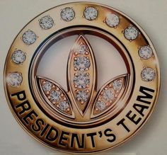 We will achieve President's Team :)