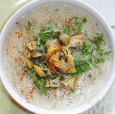 Cách nấu cháo trai siêu ngon cho mùa lạnh - http://congthucmonngon.com/116393/cach-nau-chao-trai-sieu-ngon-cho-mua-lanh.html
