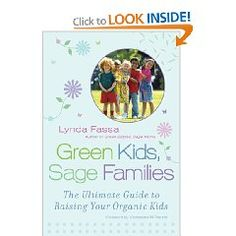 This book offers an insightful look into the lives and health of our children today and gives practical advice on how to raise environmentally friendly and aware children. I like this book because there isn't one primary focus. It explores creative ways to implement green living into the family (home life), school and community. It also goes into healthy eating habits.