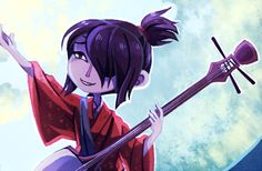Kubo and the Two Strings - http://aryll.tumblr.com/