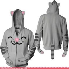 cute kawaii stuff - Big Bang Theory Soft Kitty Hoodie. I've had a link open to this for weeks. SO CUTE!