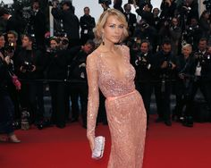 Red carpet #outfits: Petra Nemcova, en Cannes