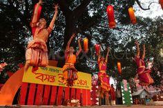 'Pohela Falgun' First Day of Spring Festival, Bangladesh | Demotix.com | http://www.inbangladesh.it/blog/pohela-falgun/