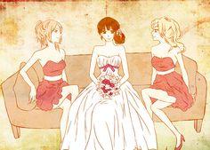 Kimi Ni Todoke Wedding