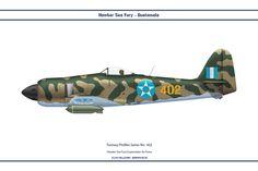 Fantasy 402 Sea Fury Guatemala