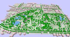 3D viz with QGIS & three.js