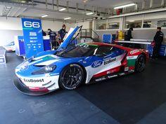 Prologue FIA WEC – Paddock